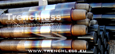 drill pipes for HDD