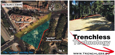 Sevilla (Spain) - feasibility study of the use of HDD for a pre-tunneling compensation grouting